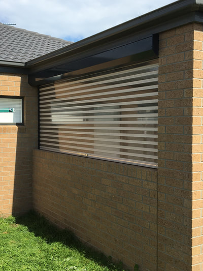 Clearview Roller Shutter